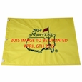 2015 Masters Embroidered Golf Pin Flag