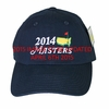2015 Masters Merchandise- Masters Dated Caddy Hat - Navy