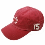 2015 Masters Red Side Logo Caddy Hat