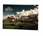 2015 Official British Open Program - Course Only!