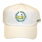 2015 Par 3 Caddy Hat - White
