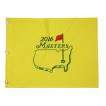 2016 Masters Embroidered Golf Pin Flag Lot of 5