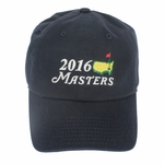 2016 Masters Navy Caddy Hat