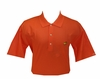 Augusta National Brand Masters Golf Shirt Orange - Unique Masters Golf Shirt