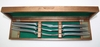 Lot 424 - Augusta National Members Only Steak Knife Set