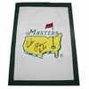 Lot 425 - Big Three Signed Undated Masters Garden Flag JSA COA