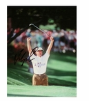 Autographed Golf Photos