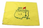 Autographed Masters Flags