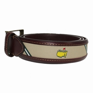 New Deals of the Week- Masters Logo Belt