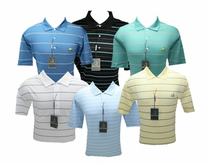 Masters Jersey Golf Shirts - 6 to choose from!!!!