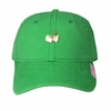 Ladies Caddy Hat - Mint Green with Gold Masters Charm