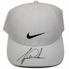 Lot 410 - Tiger Woods Signed White Nike Hat JSA COA