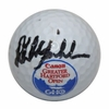 Lot 10 - Phil Mickelson Signed Golf Ball - Full Letter #X78924 - From Caddy Hall Of Famer