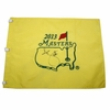Lot 100 - Adam Scott Signed 2013 Masters Flag JSA COA