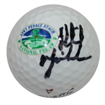 Lot 11 - Phil Mickelson Signed AT&T Pebble Beach Pro-Am Logo Golf Ball JSA FULL LETTER #Z02672
