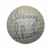 Lot 15 - Denny Shute Signed Golf Ball - 1933 British Open, 1936, 1937 PGA Champion JSA COA