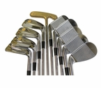 Lot 16 - 1997 Ryder Cup at Valderrama Commemorative Irons with Putter - Complete #049