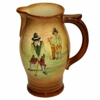 Lot 18 - Royal Doulton Giant Pitcher - Near MINT Condition