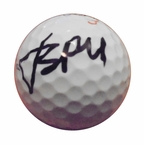 LOT #197: Jordan Spieth Signed 2015 Open Championship Logo Golf Ball - St. Andrews JSA COA