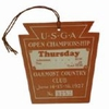 Lot 2 - 1927 US Open Championship Ticket - First at Oakmont Country Club