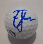 LOT #224: Zach Johnson Signed 2015 Open Championship Logo Golf Ball - St. Andrews