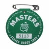 Lot 24 - 1962 Masters Badge