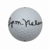 Lot 25 - Byron Nelson Signed Golf Ball