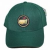 Lot 28 - Masters Highly Demanded Members Green Hat with Gold Logo Patch-V.I.P. Sales Only