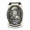 Lot 31 - Ben Hogan Limited Edition Malcolm De Mille Sterling Silver Money Clip #22/50