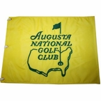 Lot 32 - Augusta National Golf Club Members Flag - Very Low Number Produced