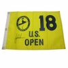 Lot 33 - Tiger Woods Signed 2002 US Open Flag - Bethpage Black JSA COA