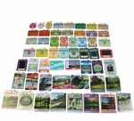 Lot 34 - 1963-2016 Complete Run of Masters Tournament Badges-High Grade Condition