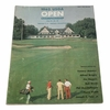Lot 35 - 1962 U.S. Open Championship Program - Oakmont-Jack's Nicklaus' First Win