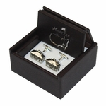 Lot 39 - Masters/Augusta National Clubhouse Cuff Links