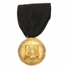 Lot 4 - Frank Stranahan 1949 Western Open Amateur 14k Champion Gold Medal