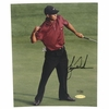 Lot 41 - Tiger Woods Signed 8x10 Photo-2001 Masters Limited Edition #77/100 Upper Deck