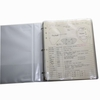 Lot 41 - Toney Penna's Personal 1965 Spec Book from MacGregor