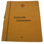 Lot 43 - 1937 Carnoustie Commentary Program