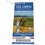 Lot 44 - Jordan Spieth Signed 2015 US Open Sunday Ticket JSA COA