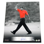 Lot 45 - Tiger Woods Signed UDA Ltd Ed Photo #87/100 in Original Sleeve/Book