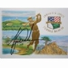 Lot 46 - Tiger Woods Signed 100th US Open Cachet with Payne Stewart Image