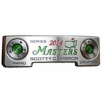 Lot 47 - 2014 Scotty Cameron Masters Newport 2 Commemorative Putter