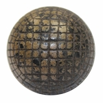 Lot 48 - Vintage Unmarked Rubber Core Golf Ball