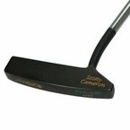 Lot 48 - 1993 Scotty Cameron Mizuno Pebble Beach Pro-Am Limited Putter Cameron COA