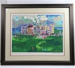 Lot 50 - Leroy Neiman Signed Clubhouse Lithograph - Framed JSA ALOA