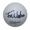 Lot 50 - Tom Watson Signed 2014 Ryder Cup Glen Eagles Logo Golf Ball JSA COA