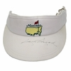 Lot 51 - Sam Snead Signed Masters White Visor JSA COA