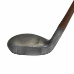 Lot 55 - Huntly Hickory Putter - Hickory Carved Grip