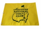 LOT #56: Augusta National Members Embroidered Flag