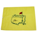 Lot 60 - Jack Nicklaus Signed Undated Masters Embroidered Flag JSA ALOA